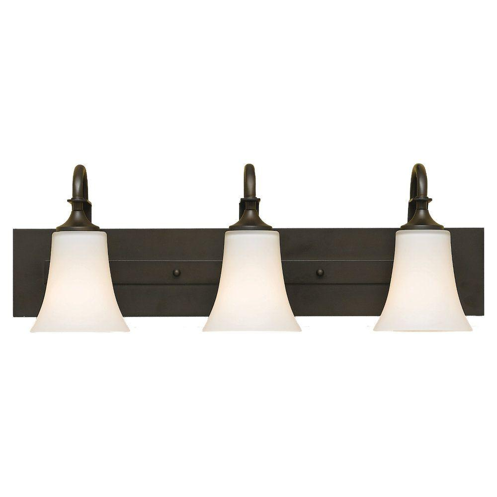 Feiss Barrington 3-Light Oil Rubbed Bronze Vanity Light-VS12703-ORB ...
