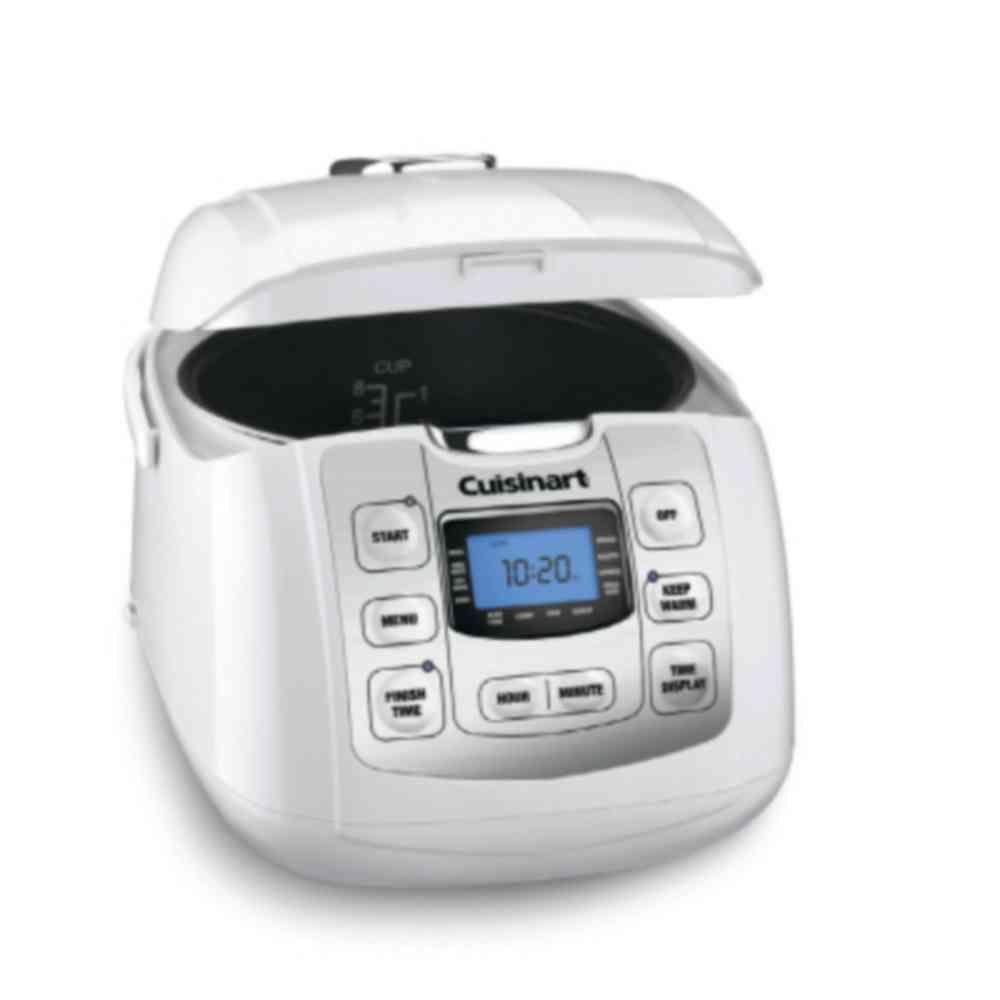 Cuisinart Rice Plus Multi-Cooker with Fuzzy Logic Technology-DISCONTINUED