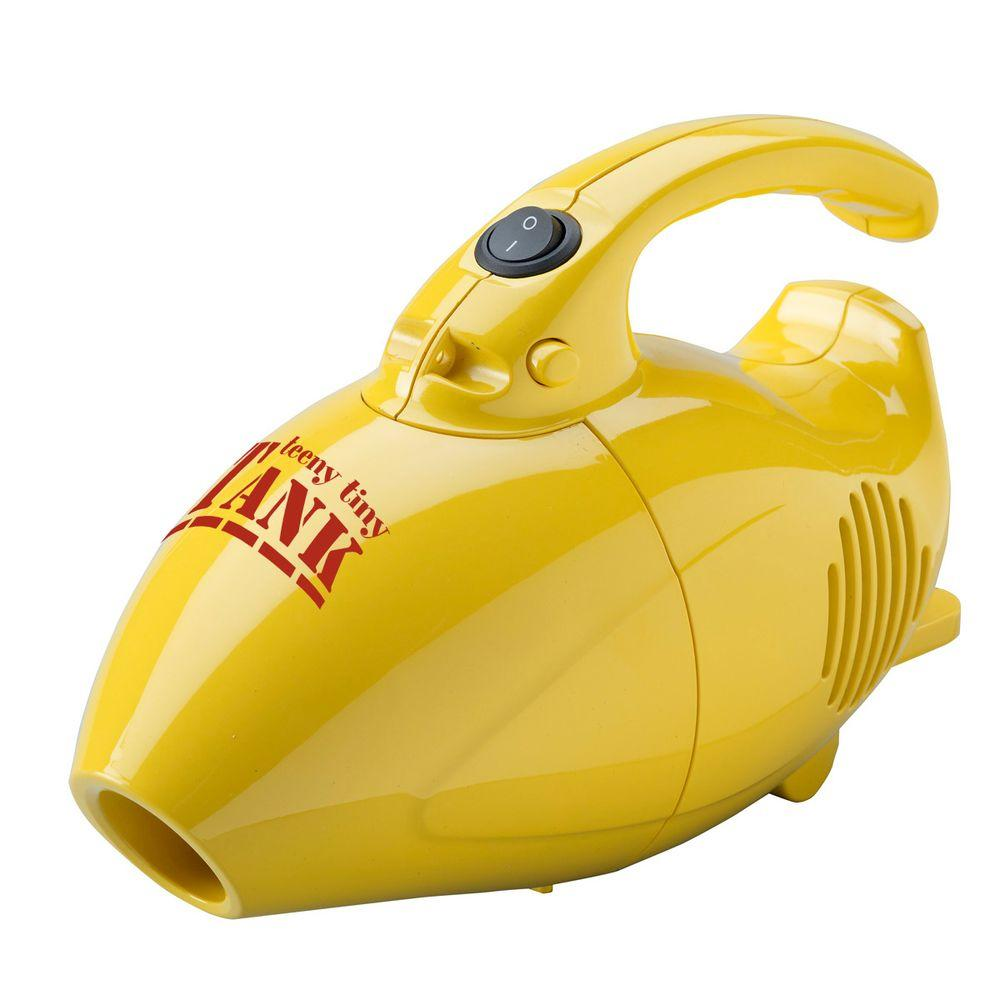 Kirby Carpet Pro Mini Hand Vacuum with Tools, Yellows/Golds