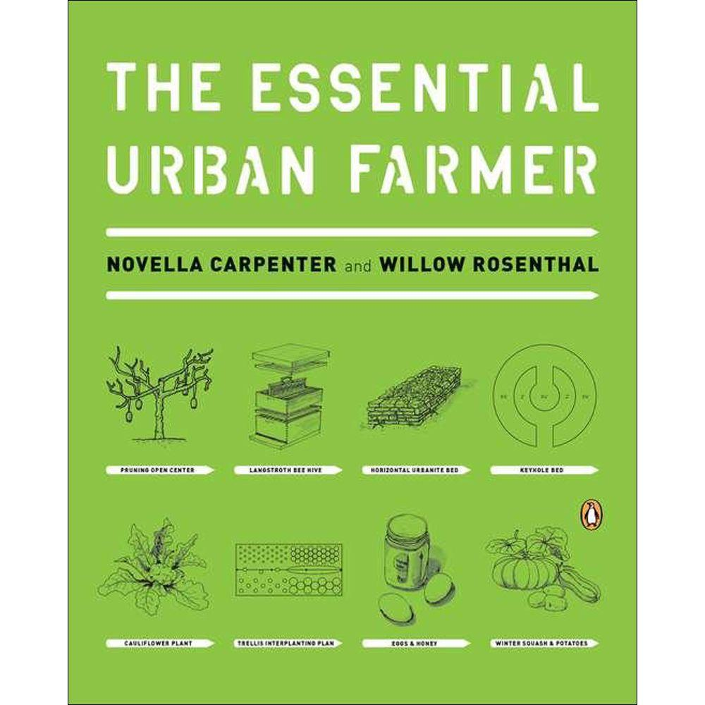 null The Essential Urban Farmer Book
