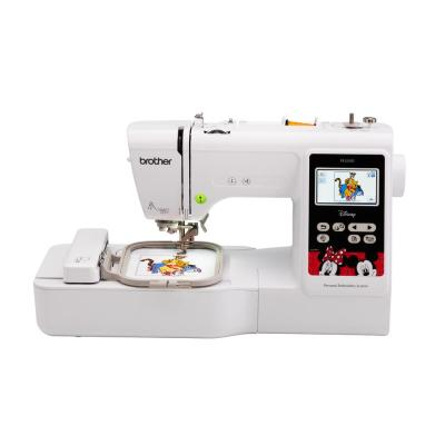 Disney 12-Stitch Embroidery Machine with Large Color Touch LCD Screen