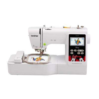 Disney Embroidery Machine with LCD Touchscreen