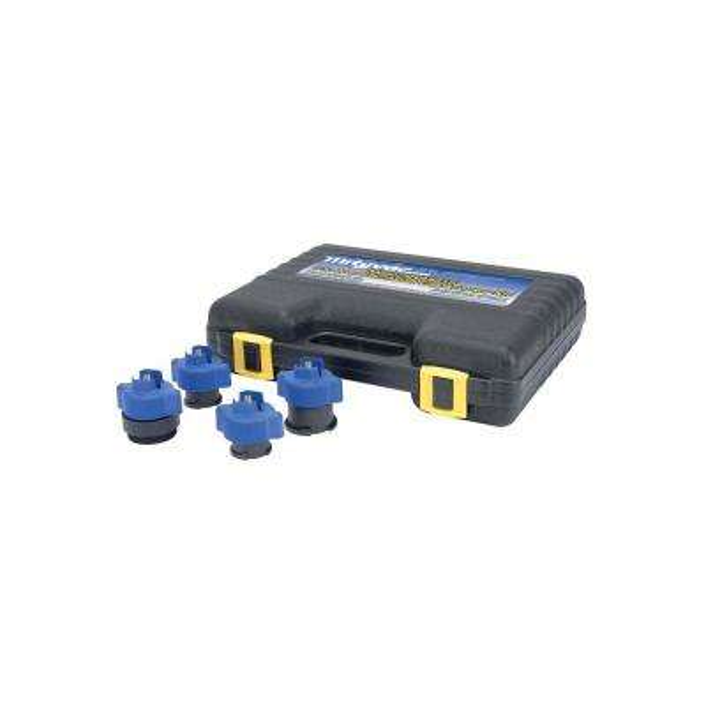 US/Asian Cooling System Cap Adaper Kit