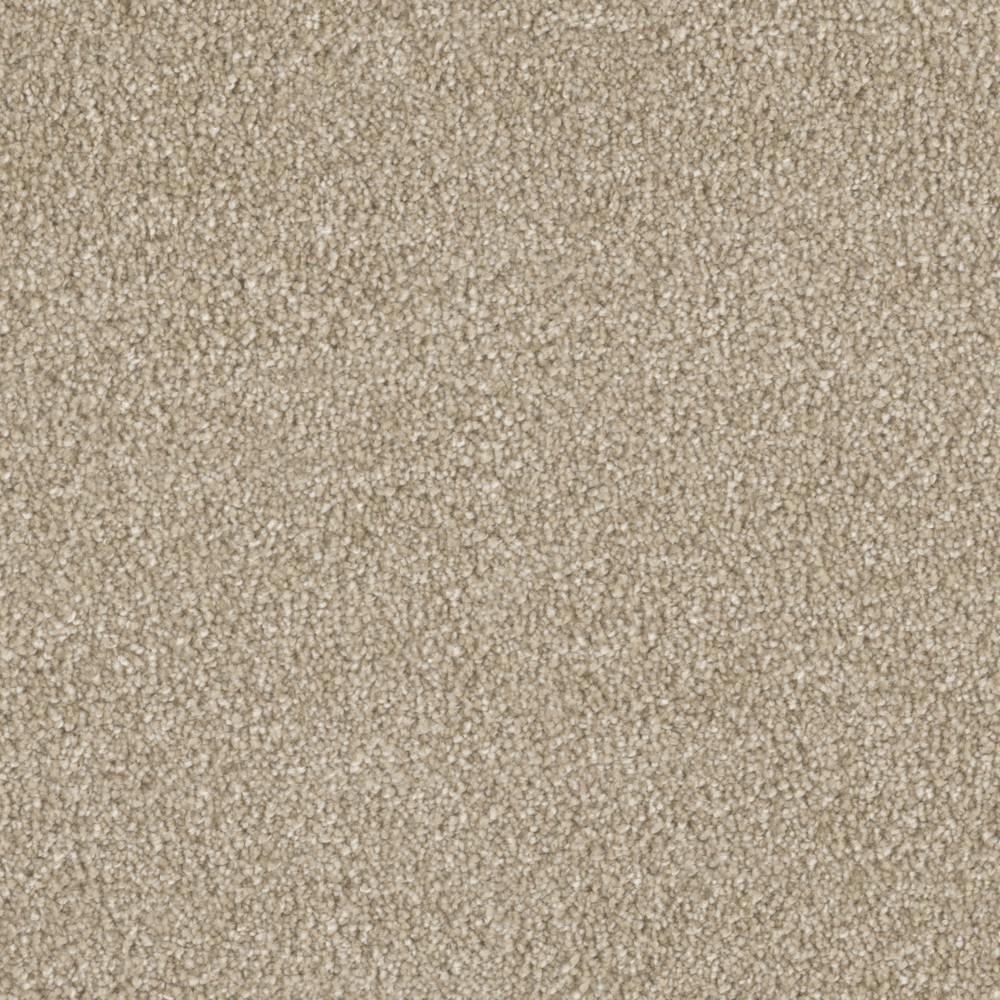 Cobblestone I - Color World Charm Texture 12 ft. Carpet