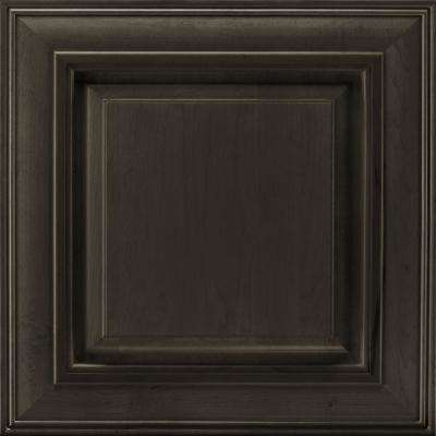 Savannah 14 9/16 x 14 1/2 in. Cabinet Door Sample in Slate