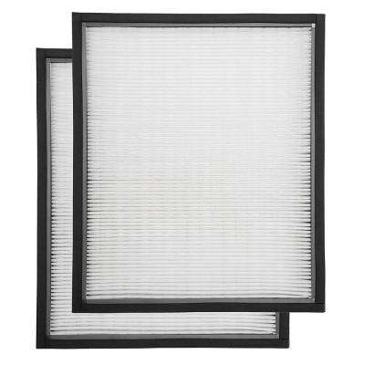 AS-HF Air Stage 2 HEPA 500 Pre Filter for Water Damage Restoration Air Purifiers (2-Pack)