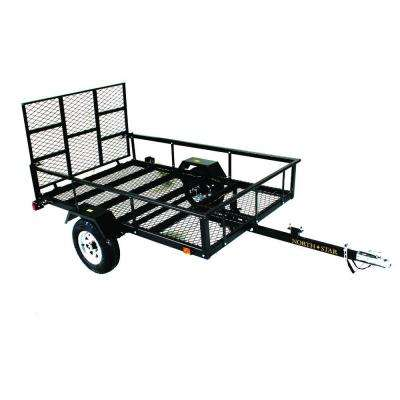 Load Star ATV Trailer Kit 5 ft. x 8 ft. ATV with Rear Loading Ramp