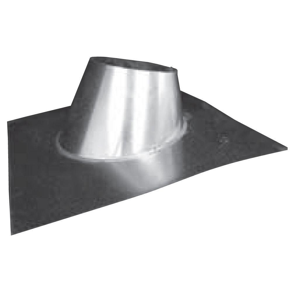 Speedi-Products 6 in. Galvanized Adjustable B-Vent Roof Jack