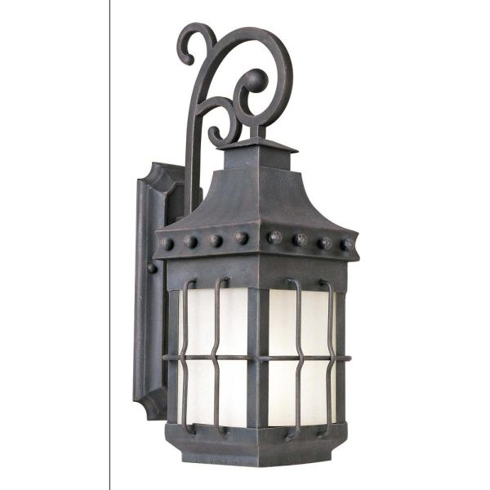 Maxim Lighting Nantucket 8 5 In W 1