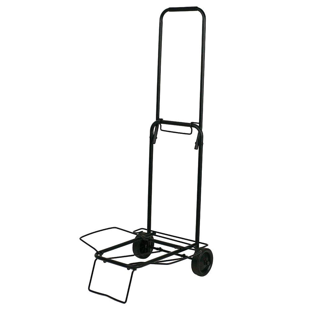 Stalwart 35 in. 80 Capacity Folding Rolling Utility Cart