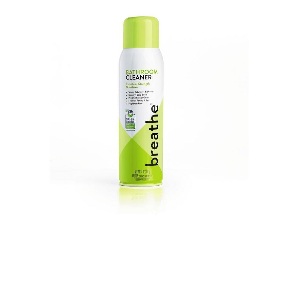 14 oz. Aerosol Bathroom Cleaner