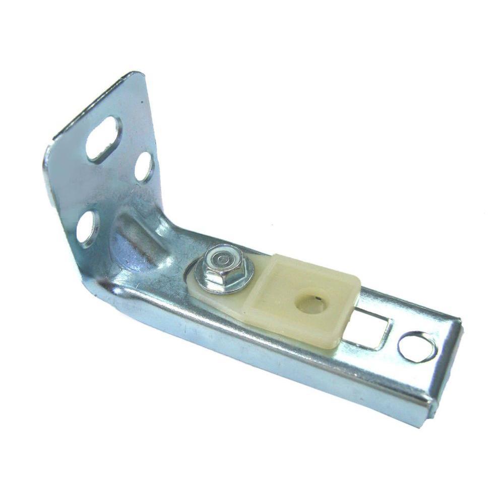 2-7/8 in. Bi-Fold Door Jamb Bracket (2-Pack)