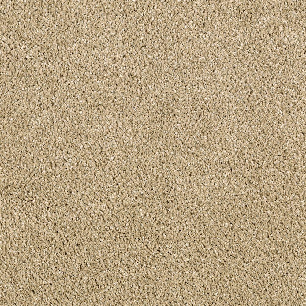 Pagliuca II - Color Shell Beige Texture 12 ft. Carpet