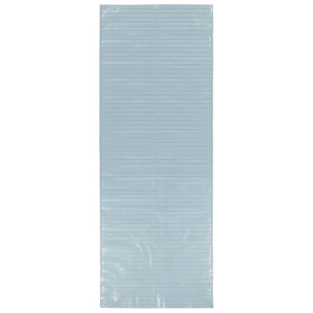 SWEETHOMESTORES Sweet Home Stores Clear Protector 26 in. x 12 ft. Plastic Runner Rug Protector