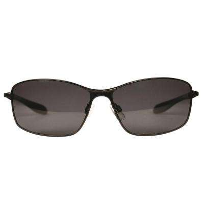 Black Wire Frame Sunglasses