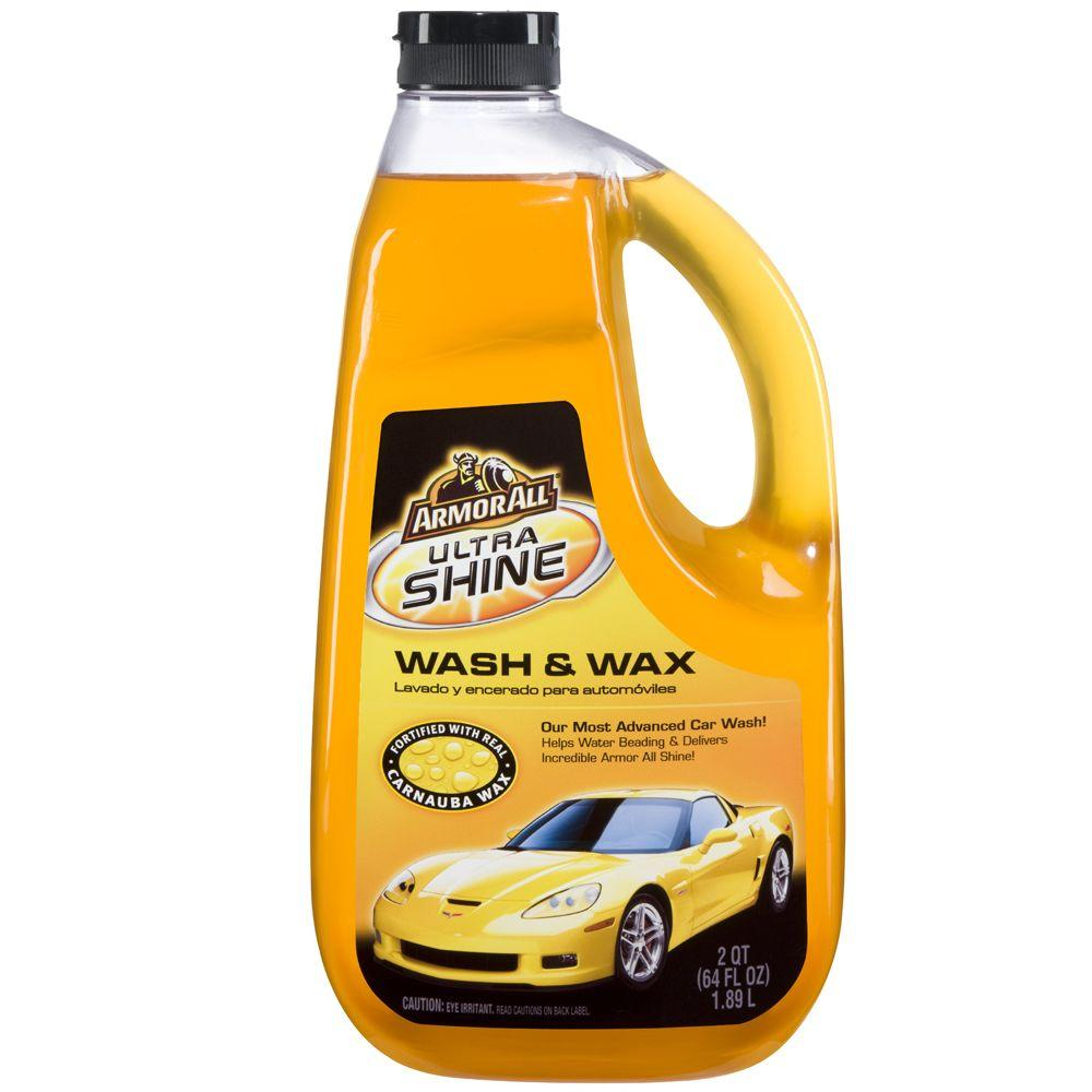 64 oz. Ultra Shine Wash and Wax