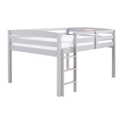 Concord Grey Full Size Junior Loft Bed