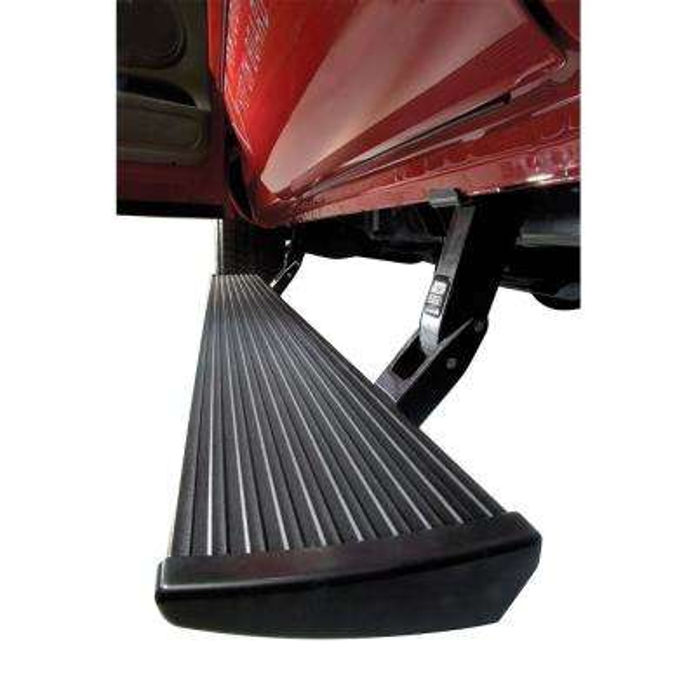 2015-2018 Ford F150 All Cabs Step Plug N Play - Black