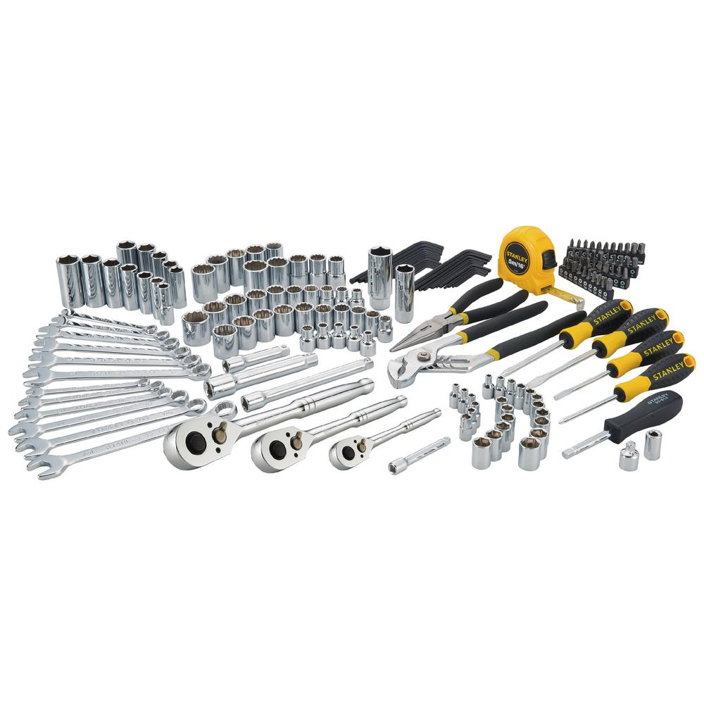 Stanley Mechanics Tool Set (170-Piece)