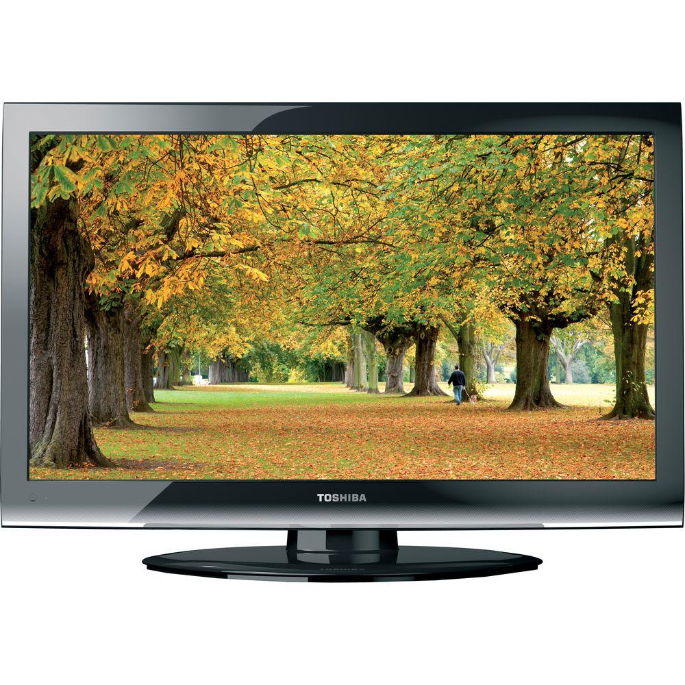 Toshiba 55 in Class LCD 1080p 60Hz HDTV-DISCONTINUED