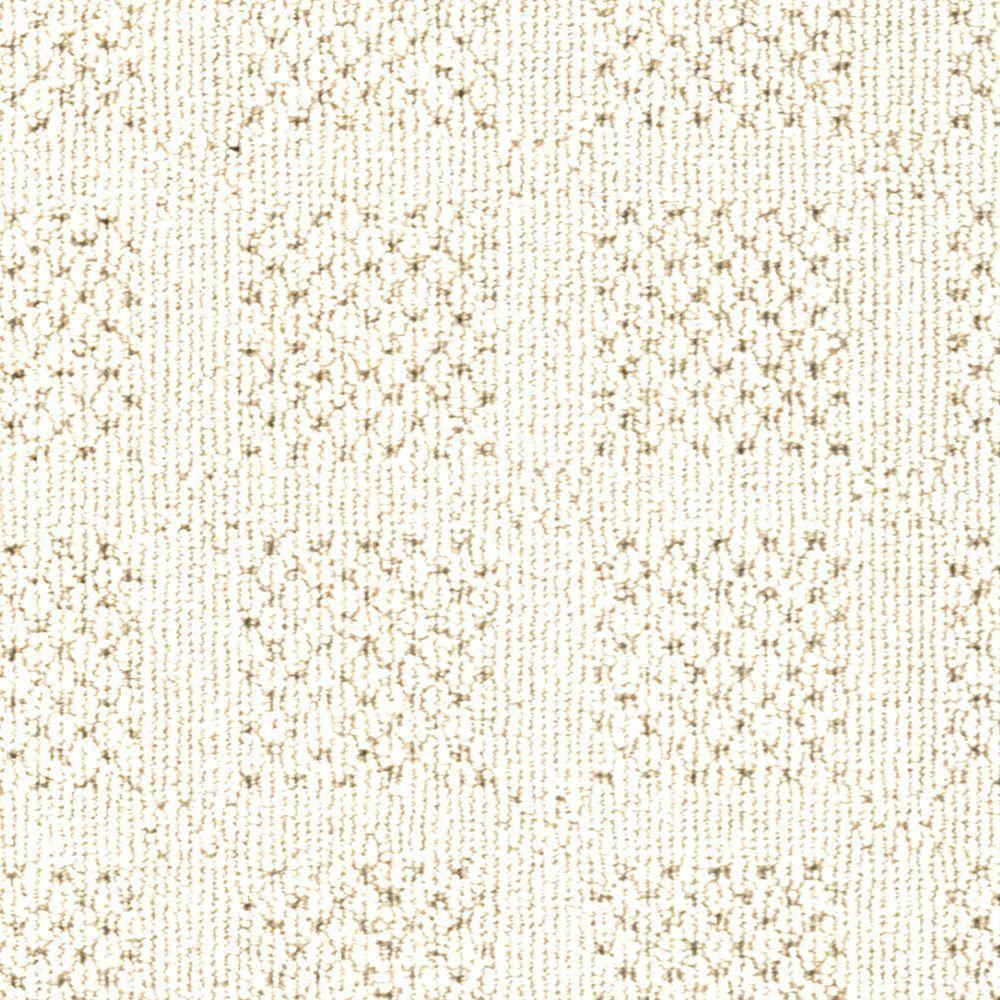 Savanna Square - Color Blanc 13 ft. 2 in. Carpet