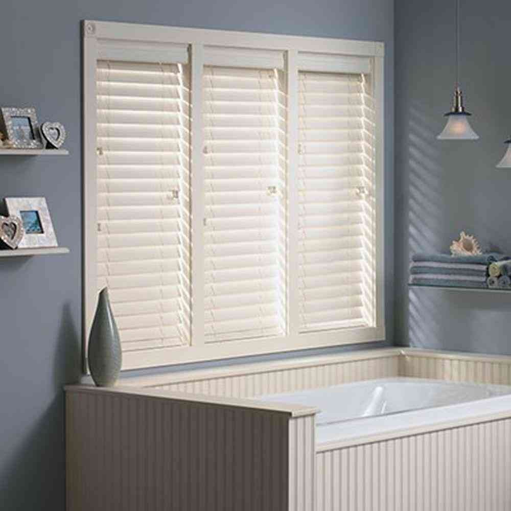 Bali 2 in. Composite Faux Wood Blind - Sale: $66.42 USD (25% off)
