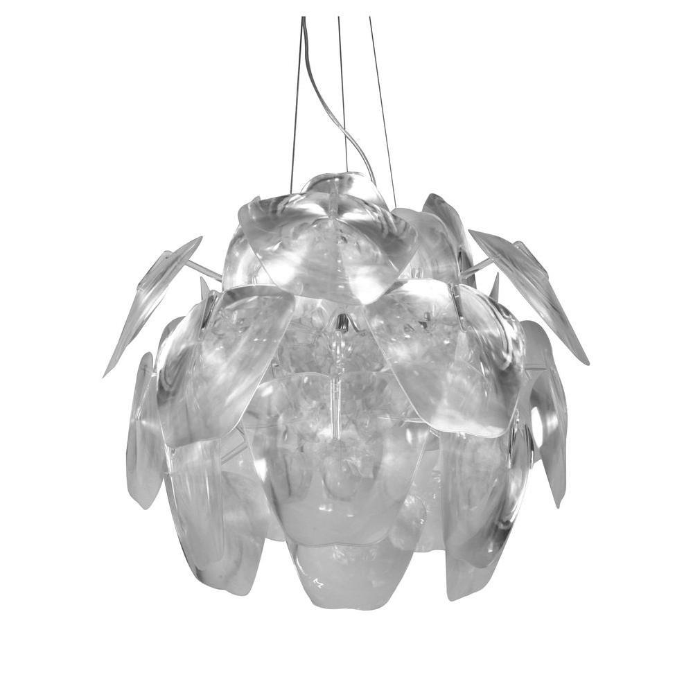 Filament Design Xavier 1-Light Smoke Pendant