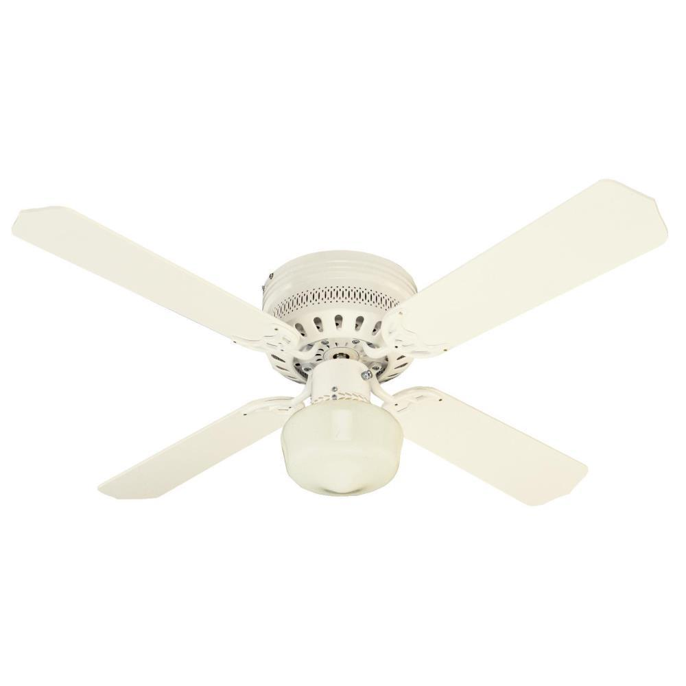 Casanova Supreme 42 in. White Ceiling Fan