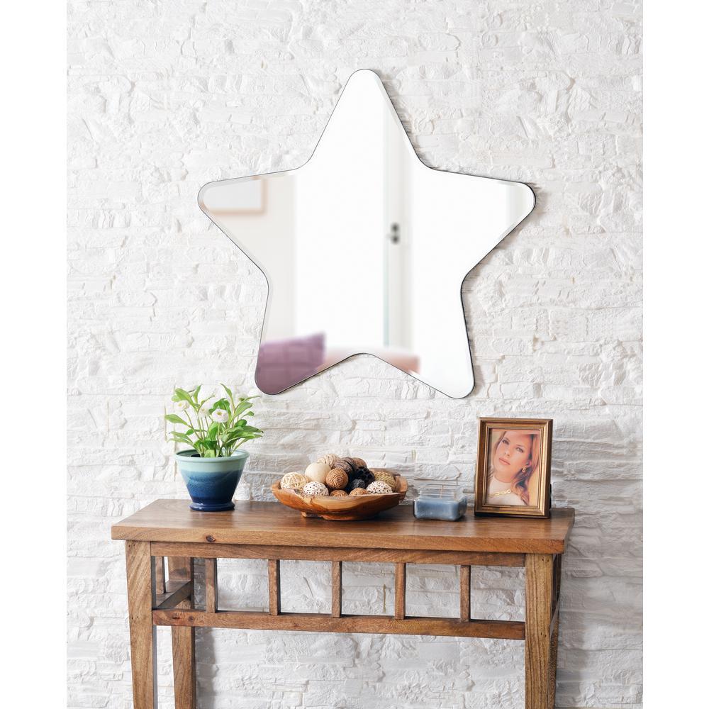 Starshine Star Decorative Wall Mirror