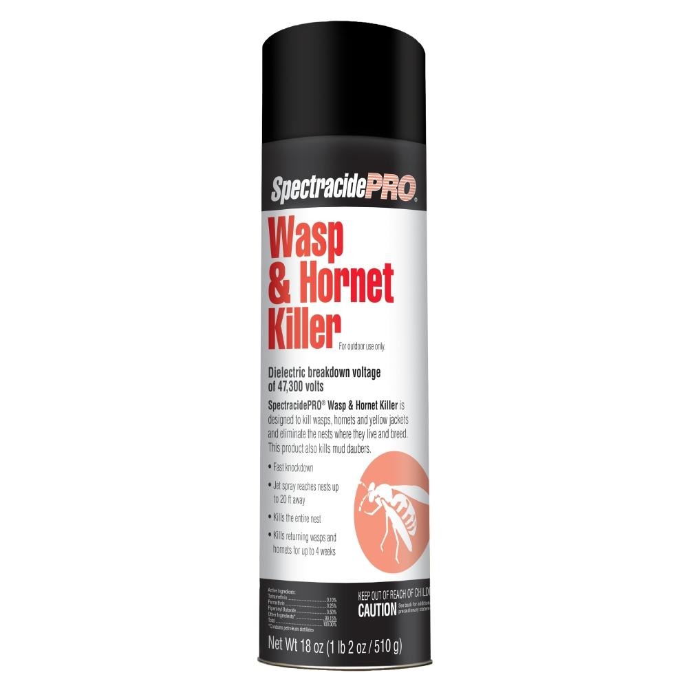 Spectracide PRO 18 oz. Wasp and Hornet Killer Aerosol