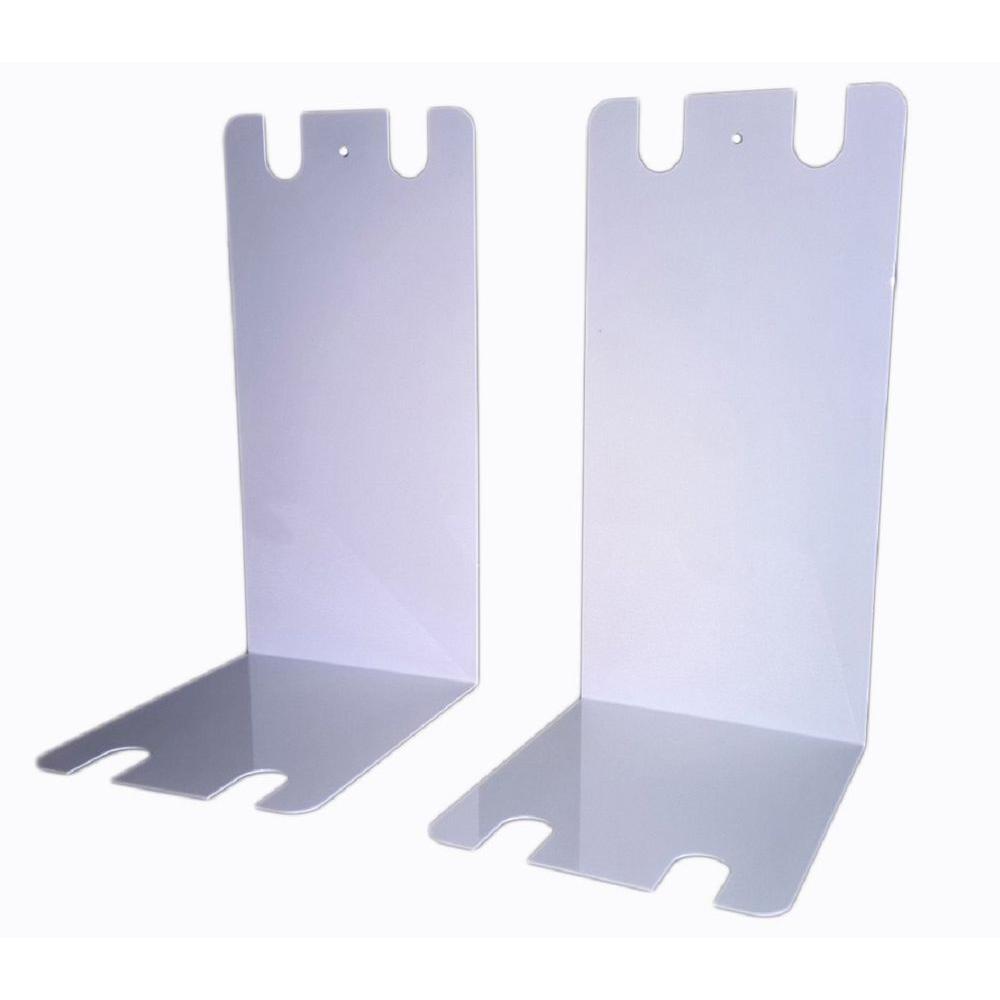Fixture Stands for T5 High Output Fluorescent Grow Light Strip