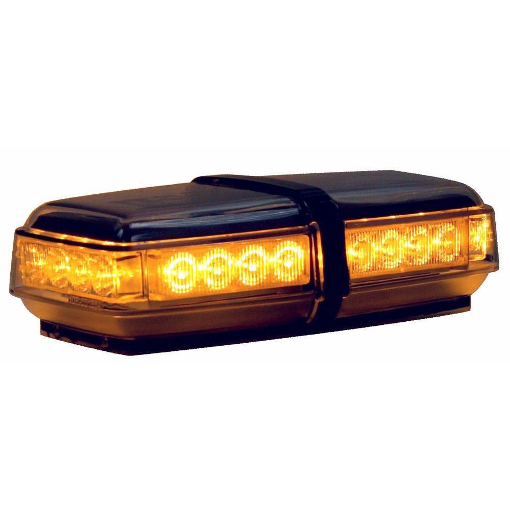 24 Amber LED Mini Light Bar