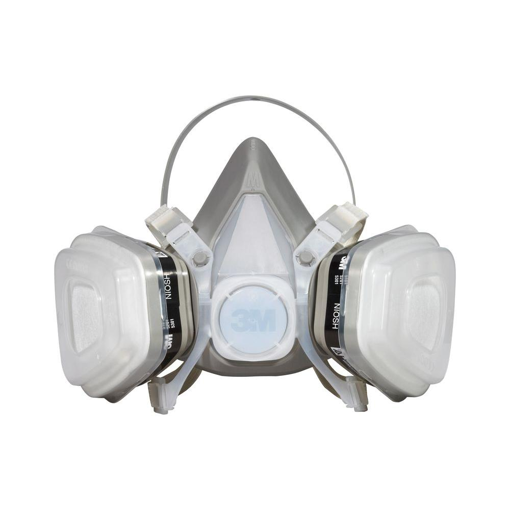 3M Medium Disposable Paint Project Respirator Mask