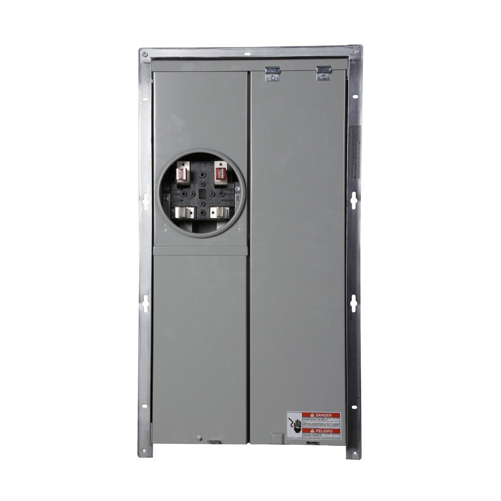 eaton br 50 amp 2 circuit spa panel with 2 pole self test gfci rh homedepot com  cutler hammer br50spa wiring diagram