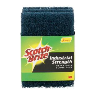 Scotch-Brite Heavy-Duty Industrial Strength Scour Pad (Case of 12) by Scotch-Brite