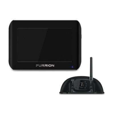 Furrion Vision S Vehicle Observation System - 4.3 in. Display and Camera Bracket