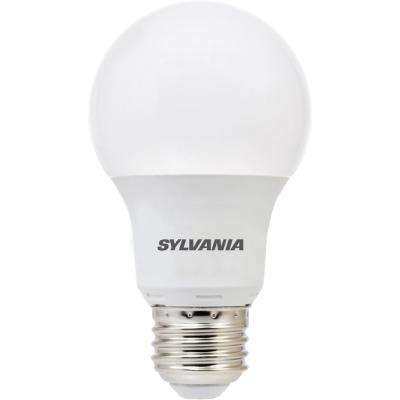 100-Watt Equivalent A19 Non-Dimmable LED Light Bulb Daylight (12-Pack)