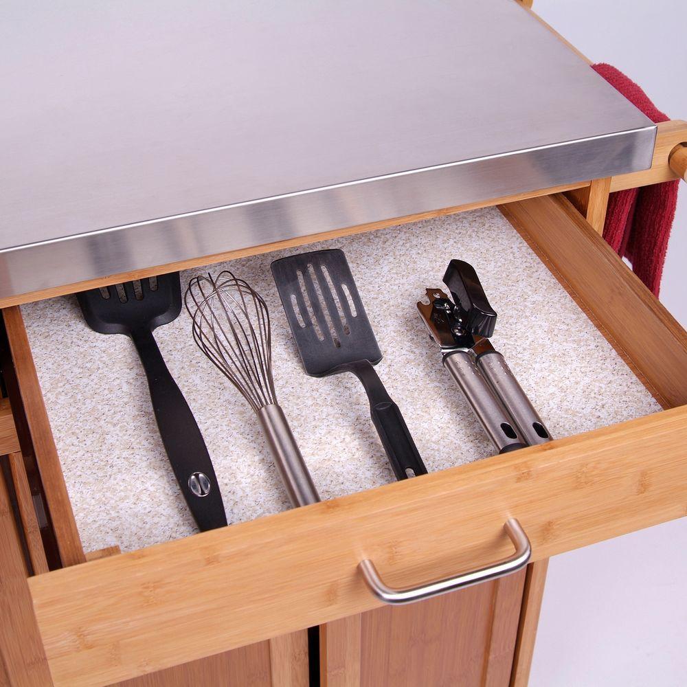 Shelf Liners & Drawer Liners - Kitchen Storage ...