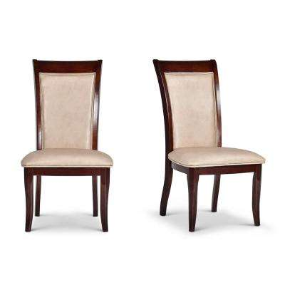 Marseille Beige Side Chair (Set of 2)