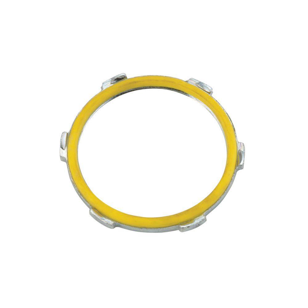 RACO Rigid/IMC 3 in. Sealing Locknut (25-Pack)