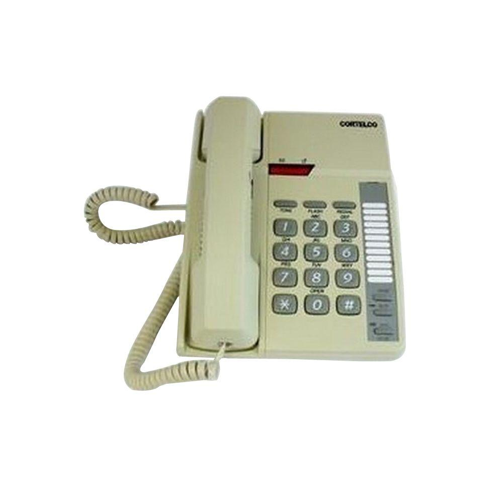 Cortelco Centurion Corded Telephone - Ash