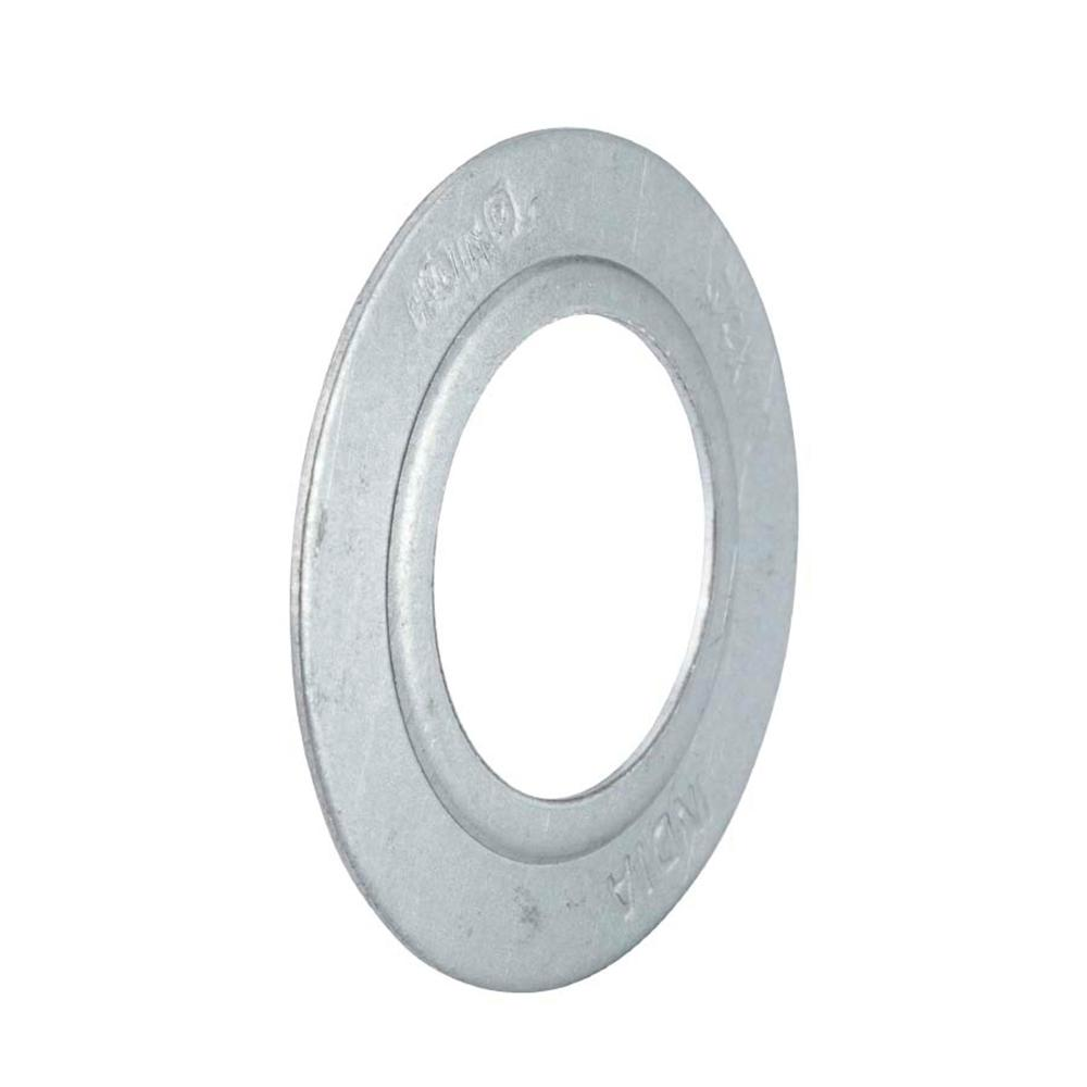 1-1/4 in. x 1/2 in. Rigid Conduit Reducing Washer (2-Pack)