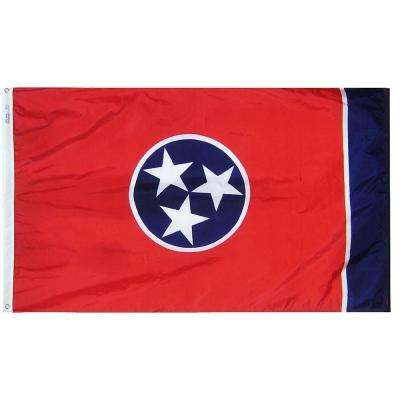 4 ft. x 6 ft. Tennessee State Flag