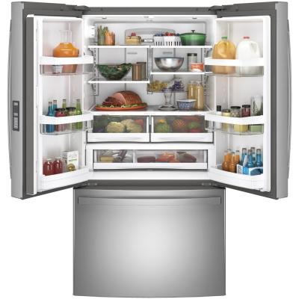 28.7 cu. ft. French Door Refrigerator in Fingerprint Resistant Stainless Steel, ENERGY STAR