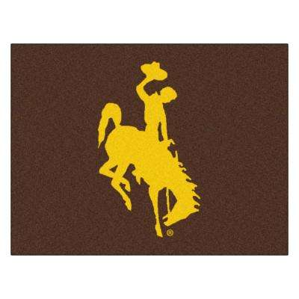 University of Wyoming 3 ft. x 4 ft. All-Star Rug