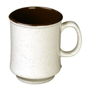 Arcacia 8 oz., 3 in. Cup Two Tone (12-Piece)