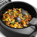 DeLonghi MultiFry FH1363 4.75 Qt. Black Electric Multi-Cooker and Air Fryer