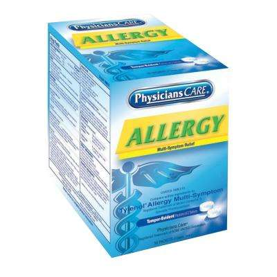 Allergy Medication (50-Box)
