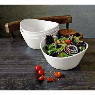 Wavy Bowls (Set of 4)