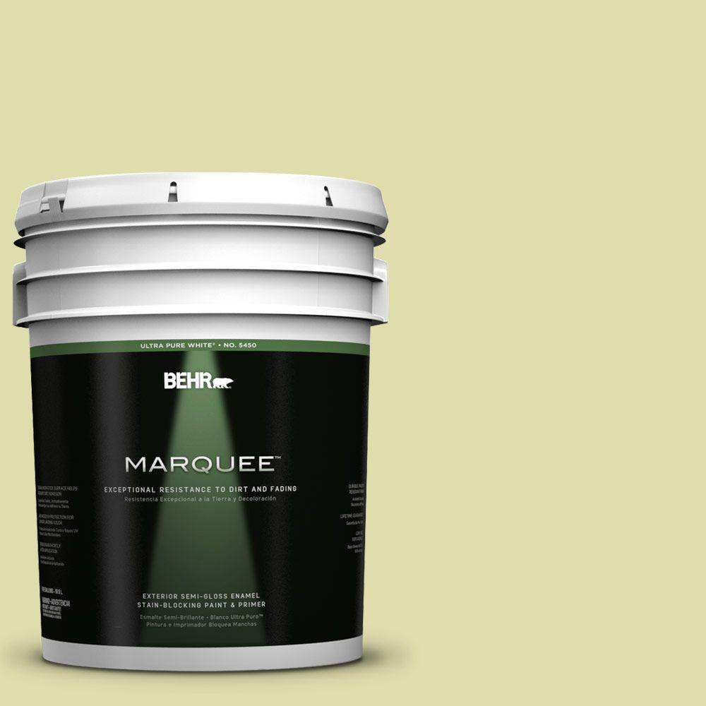 BEHR MARQUEE 5-gal. #P360-3 Tonic Semi-Gloss Enamel Exterior Paint